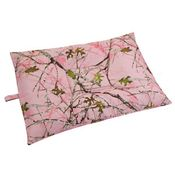 shop MEDIUM Limited Edition Bizzy Beds® Dog Bed -- Pink Conceal Camo