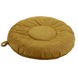 shop MEDIUM Round Bizzy Beds® Dog Bed -- Moss