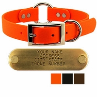 shop Mendota Durasoft Center-Ring Collars