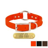 shop 1 in. Mendota Durasoft Center-Ring Collars
