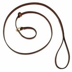 shop Mendota Slip Lead - Flat Leather 6 ft. x 5/8 in.