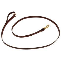 shop Mendota Snap Lead - Leather - 6 ft. x 3/4 in.