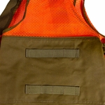 shop Mesh Game Bag Vest Daisy-chain webbing