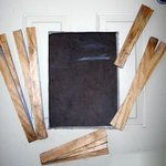 shop Primed Wood Trim Kit for Gun Dog House Doors -- Large