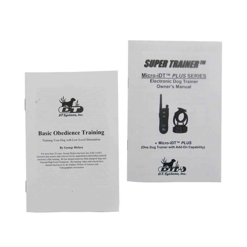 Micro iDT PLUS  Owners Manual