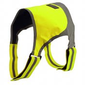 shop CLEARANCE -- YELLOW Hurtta Micro Dog Visibility Vest