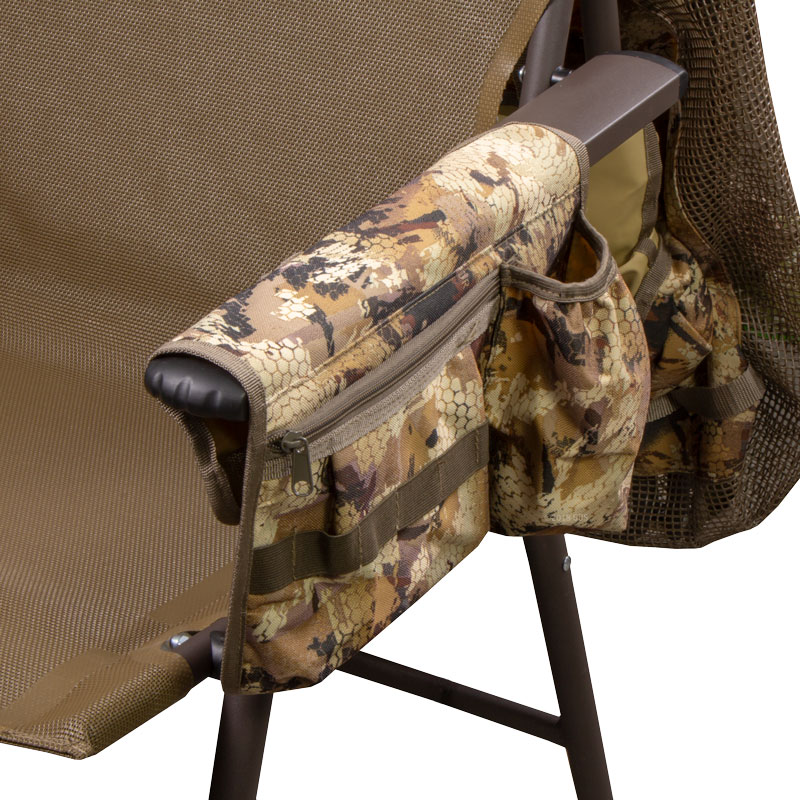 momarsh invisichair pouch on chair