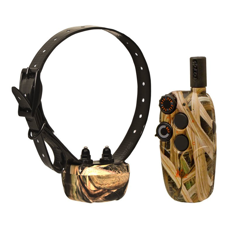 MR 1100 Camo Transmitter and Collar
