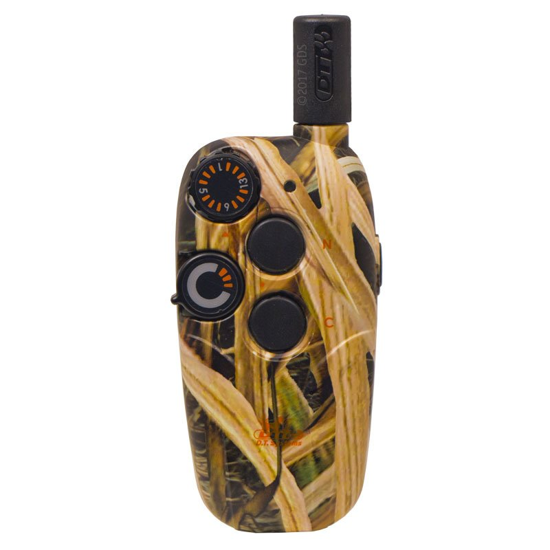 MR 1100 Camo Transmitter Front