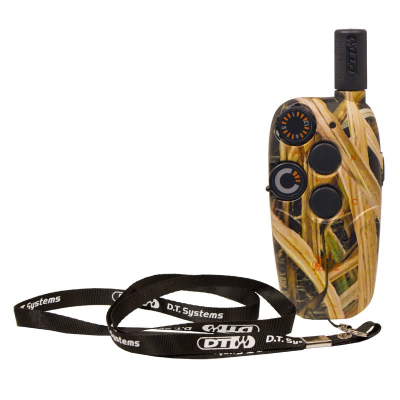 MR 1100 Camo Transmitter on Lanyard