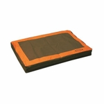 shop REGULAR Mud River 4 in. Memory Foam Dog Bed