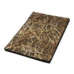 shop MED/LARGE BLADES CAMO Mud River Crate Cushion 30 in. x 18 in.