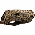 shop Mud River Ducks Unlimited Deluxe Dog Vest -- Blades Camo