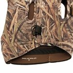 shop Mud River Ducks Unlimited Deluxe Dog Vest Ring Detail
