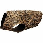 shop Mud River Ducks Unlimited Economy Dog Vest -- Mossy Oak Blades