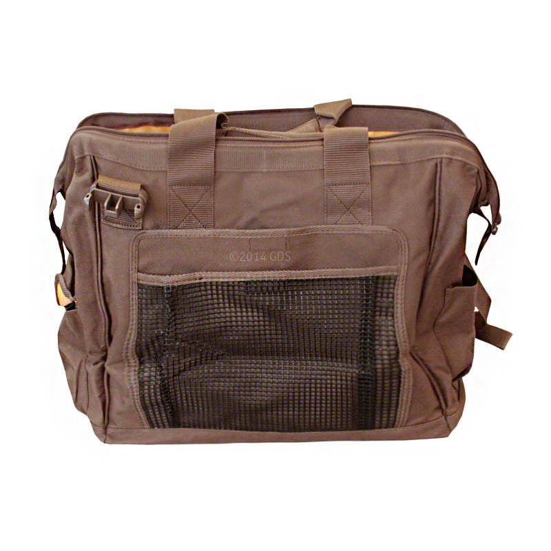 Mud River Handler's Bag Back Side