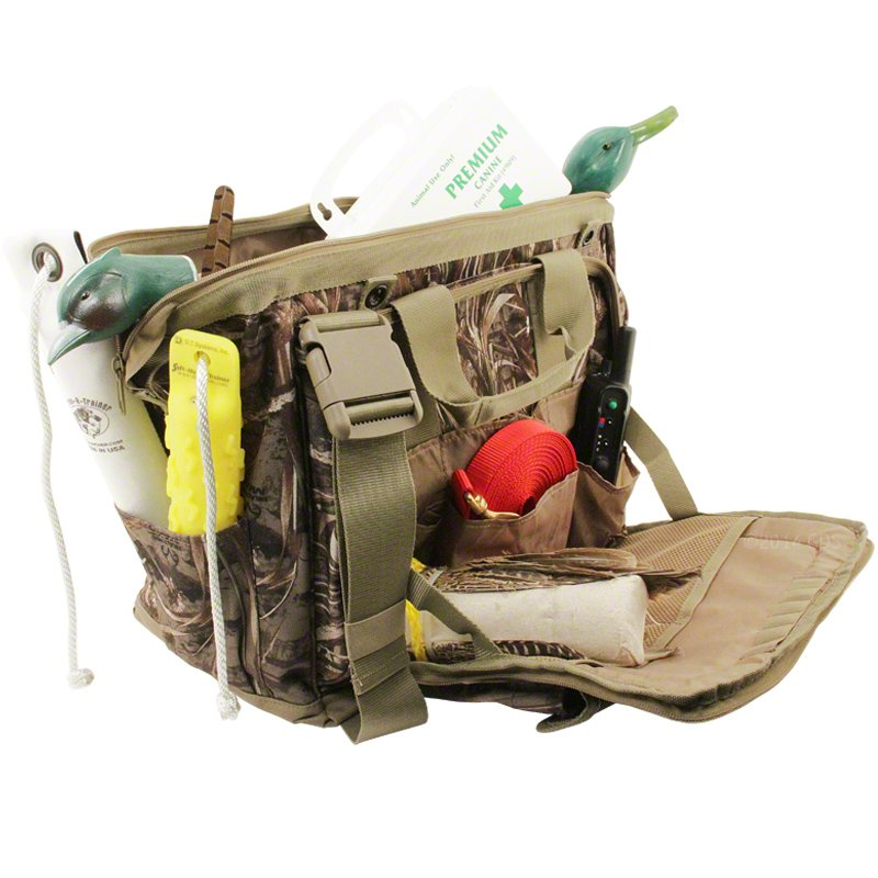 Mud River Handler's Bag In Use - Front