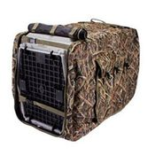 shop Large Blades Camo Uninsulated Kennel Cover by Mud River