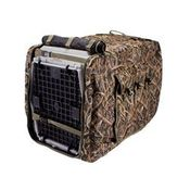 shop Medium Blades Camo Uninsulated Kennel Cover by Mud River