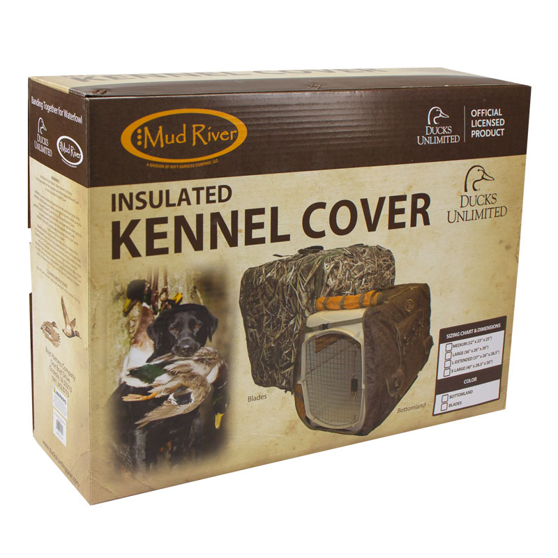 Kennel Cover Box Detail