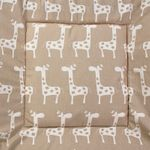 shop Bizzy Bed Giraffe Center Square Detail