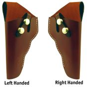 shop Large Frame Pistol Holster Left and Right Comparison