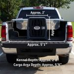 shop Lucky Dog Intermediate Kennel in Big Truck