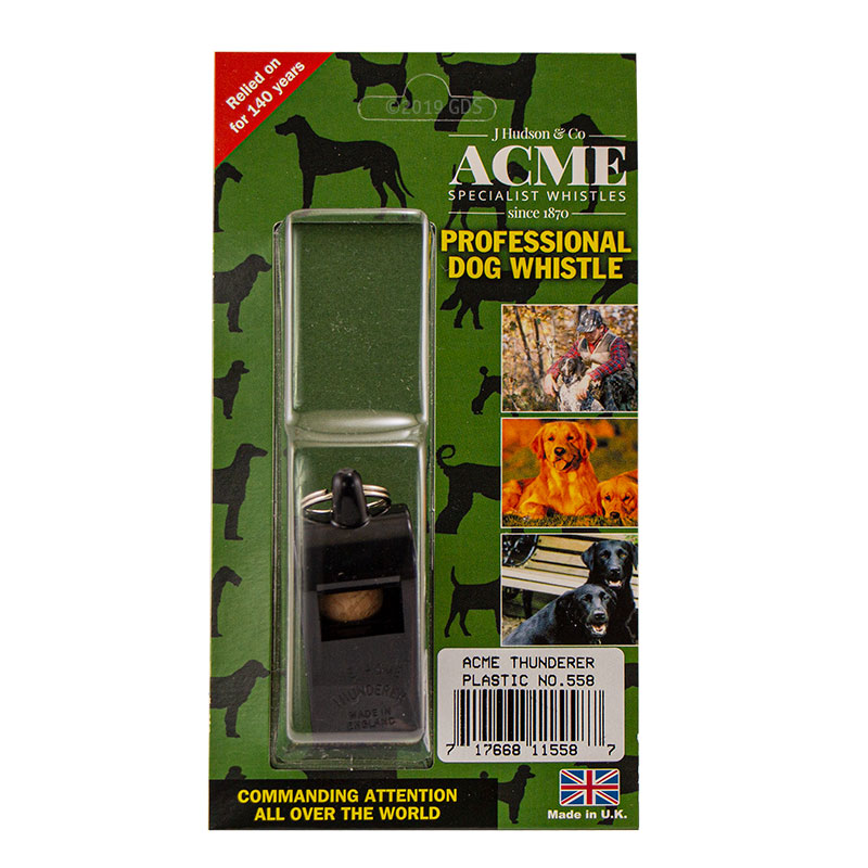 Acme Thunderer Large Whistle Box