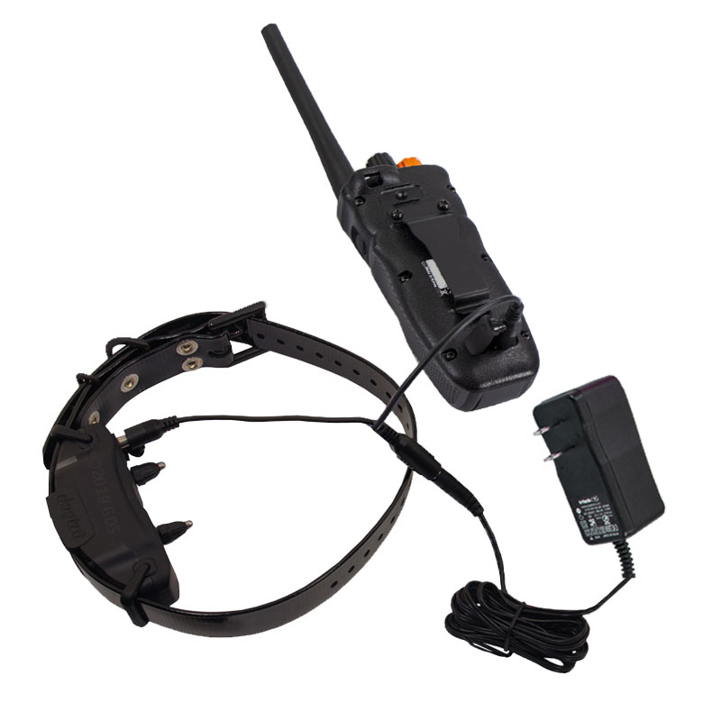 Dogtra 3500X Transmitter and Collar on Charger