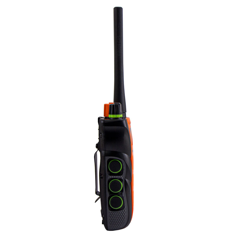 Dogtra T&B Dual Transmitter Left Side
