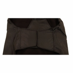 shop North Country Coat Chest Strap Detail
