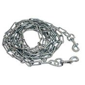 shop OmniPet Welded Link Tie-Out Chain -- 20 ft.