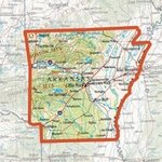 shop ONXMAPS Arkansas PLAT Topo Map - Micro SD