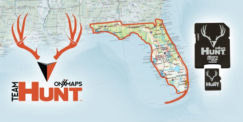 ONXMAPS Florida PLAT Topo Map - Micro SD. $99.99 (Save $20.00)