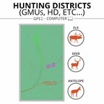 shop ONXMAPS Hunt Map Districts
