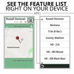 shop ONXMAPS Hunt Map Feature List