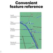 shop ONXMAPS Hunt Map Feature Reference