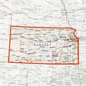 shop ONXMAPS Kansas PLAT Topo Map - Micro SD
