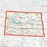 shop ONXMAPS North Dakota PLAT Topo Map - Micro SD