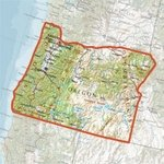 shop ONXMAPS Oregon PLAT Topo Map - Micro SD