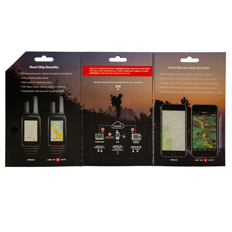 Onxmaps Tennessee Plat Topo Map Micro Sd
