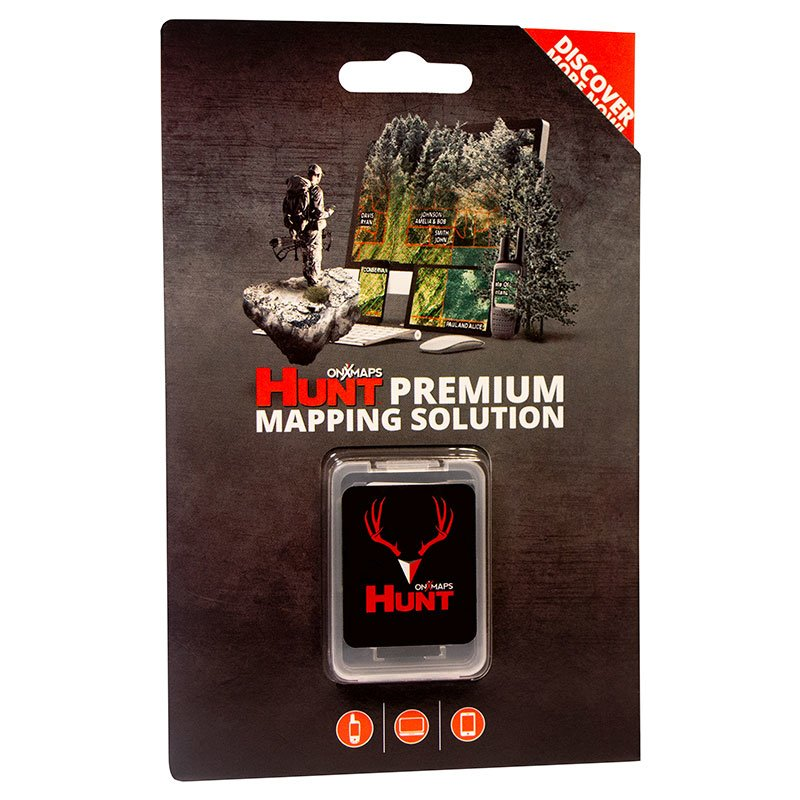 ONXMAPS Wyoming Map Package Front