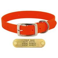 shop ORANGE 1 in. TufFlex Standard Collar