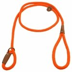 shop ORANGE British-Style Slip Lead by Mendota 6-Feet