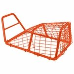 shop ORANGE Tip Up Bird Releaser by Tomahawk Live Trap