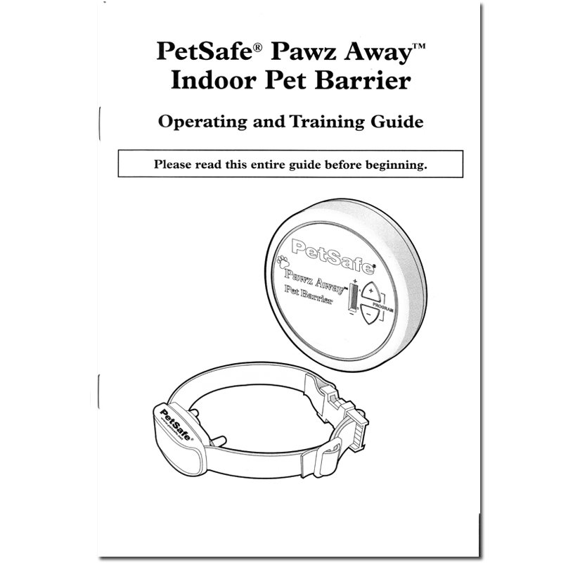 Pawz Away Operating and Training Manual