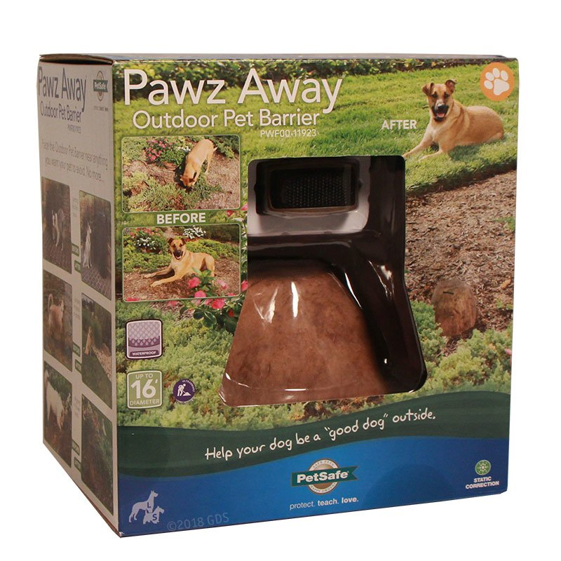 PetSafe Pawz Away Outdoor Pet Barrier Box