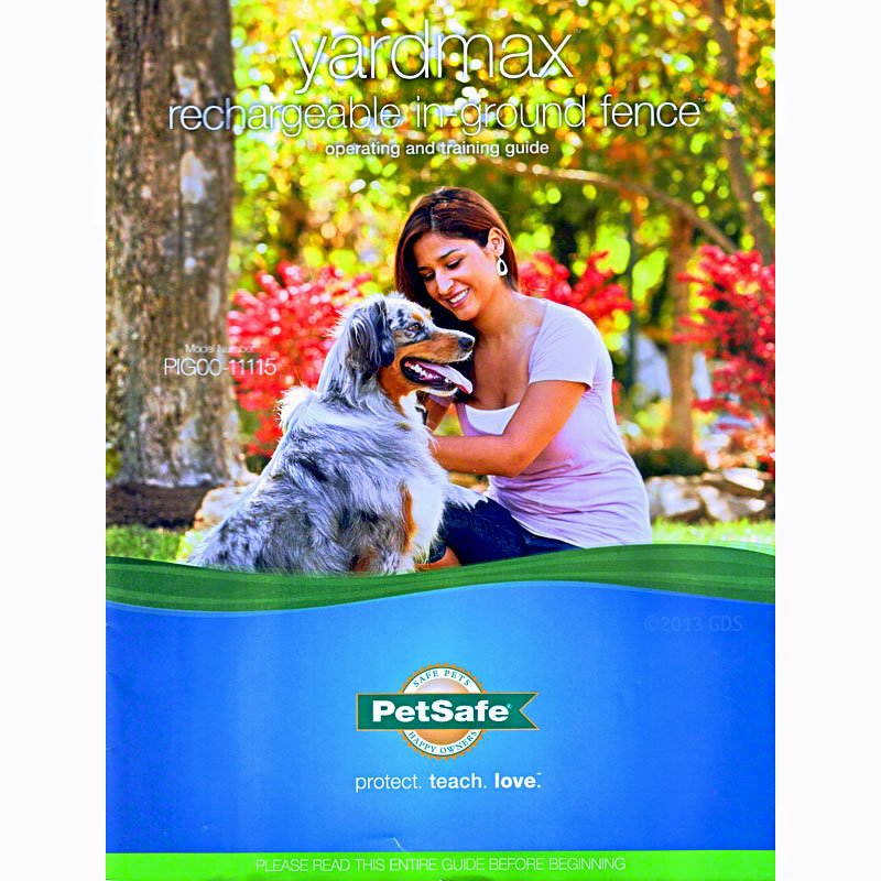 PetSafe YardMax Rechargeable In-Ground Fence Guide