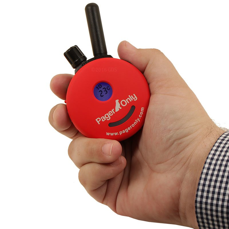 PG-300 Transmitter in Hand