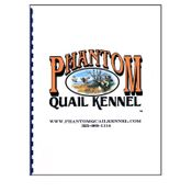 shop Phantom Quail Kennel Building Plans BOOK ONLY